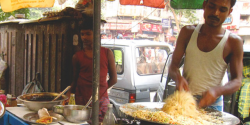 In Calcutta: On the Trail of Chowmein