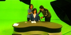 Jakarta, Day 6: Inside Indonesia's Mandarin News Show