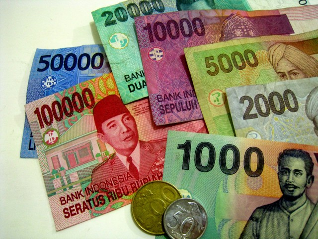 Indonesian, rupiah, money