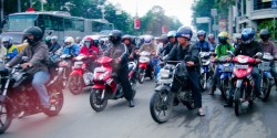 Jakarta, Day 10: Going Local on a Moped